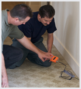 Water Damage leading to carpet cleaning needs